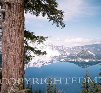 Crater Lake #3, Oregon