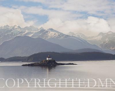 Eldred Rock Lighthouse, Alaska 09 - color