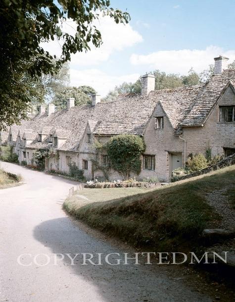 English Row Houses, England