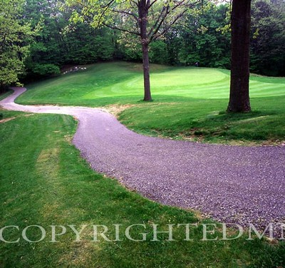 Golf Course, Rothbury, Michigan