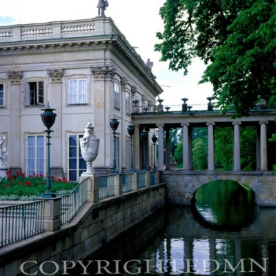 Palace On The Water, Warsaw, Poland 05