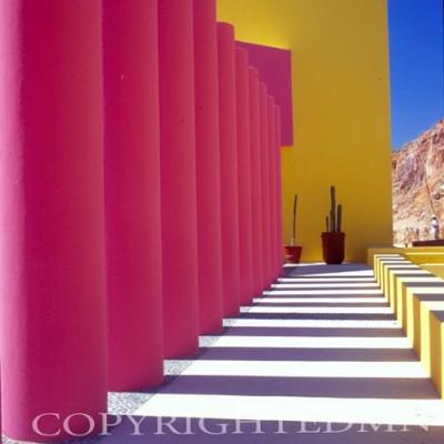 Pink Columns #1, Los Cabos, Mexico 05