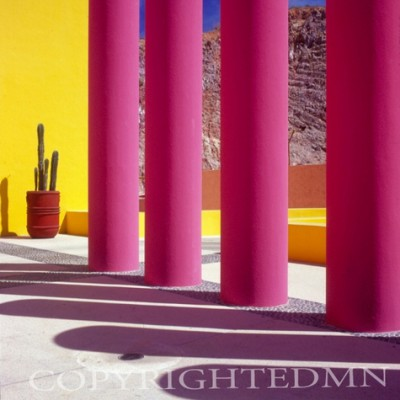 Pink Columns #2, Los Cabos, Mexico 05