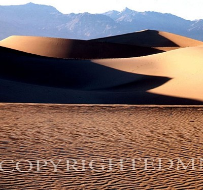 Sand Dunes, California