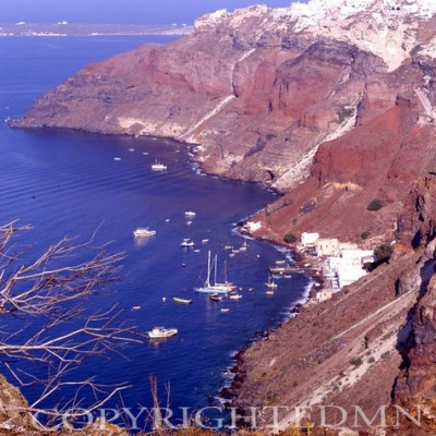 Santorini Coast, Greece 91