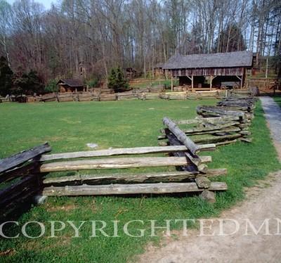 Splitrail Fence & Barn, Tennessee 93