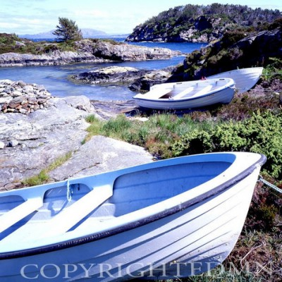 Two Boats, Norway 00