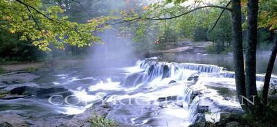 Bond Falls, Bruce Crossing, Michigan 90