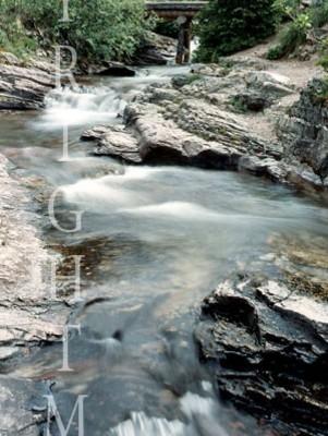 Bridge & Creek, Montana