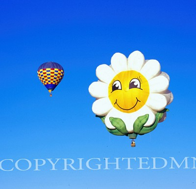 Balloon Caricatures #9 - Color