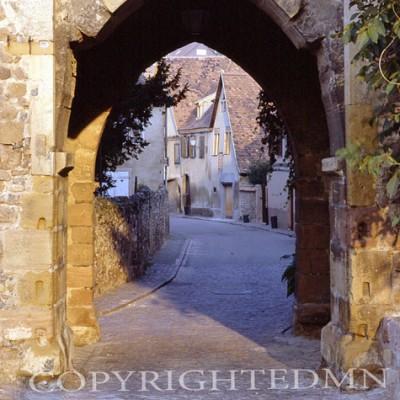 Archway, Turckheim, France 87 - Color