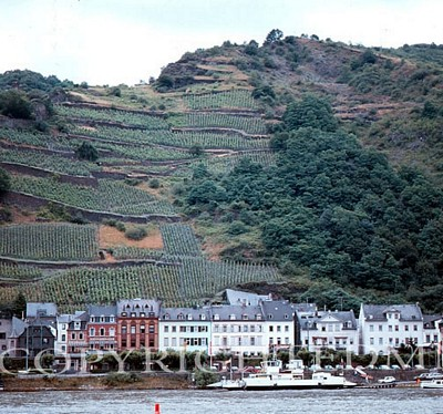 Along The Rhine #2, Germany 87