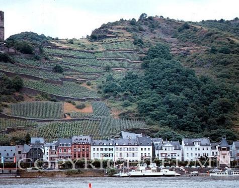 Along The Rhine #2, Germany 87