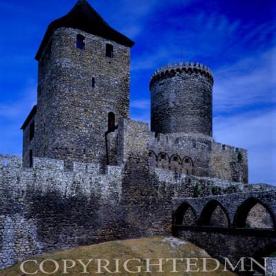 Bedzin Castle, Bedzin, Poland 05 - Color