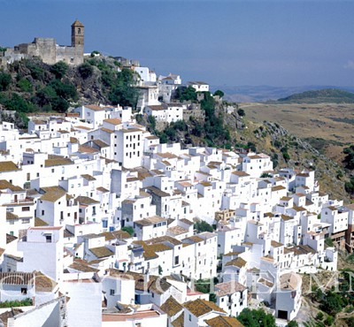 Casares Village, Spain 97 - Color