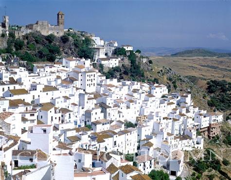 Casares Village, Spain 97 - Color