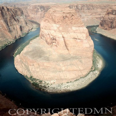 Colorado River Circle, Colorado - Color