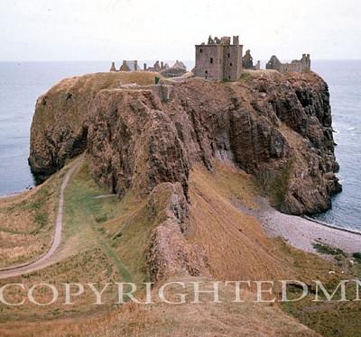 Dunnotar Castle #2, Stonehaven, Scotland 89 - Color