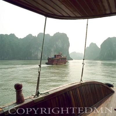 Ha Long Bay, Vietnam 07 - Color