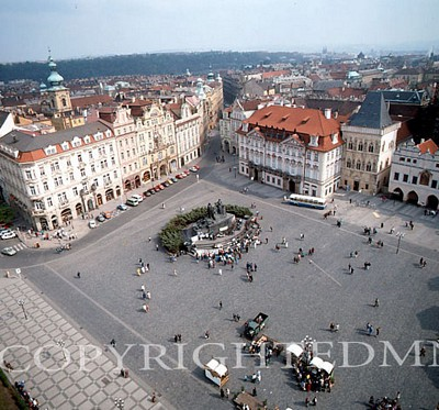 Old Town #2, Czech Republic 90 - Color