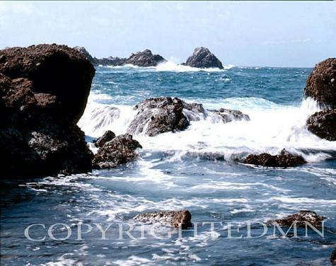 Pacific Coast #1, California - Color