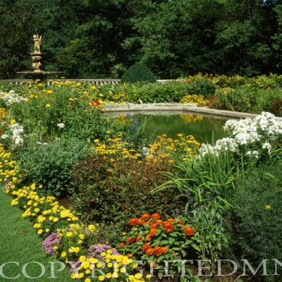 Cranbrook Gardens, Michigan