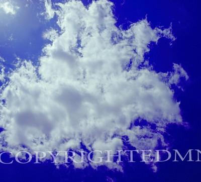Clouds #19, Michigan 07 - Color