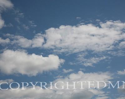 Clouds #22, Michigan 07 D- Color
