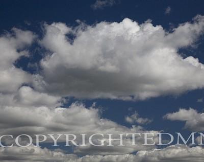 Clouds #24, Michigan 07 D- Color