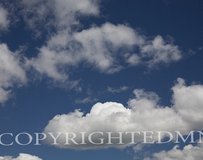 Clouds #25, Michigan 07 D- Color