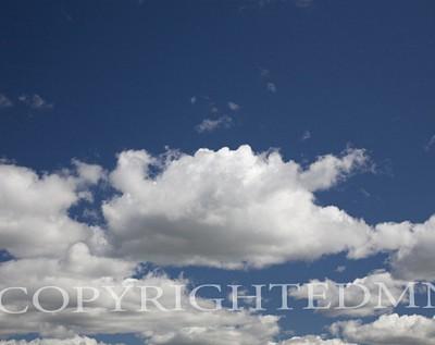 Clouds #26, Michigan 07 D- Color