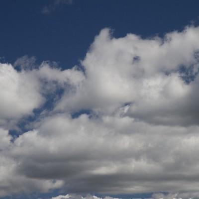 Clouds #28, Michigan 07 D- Color