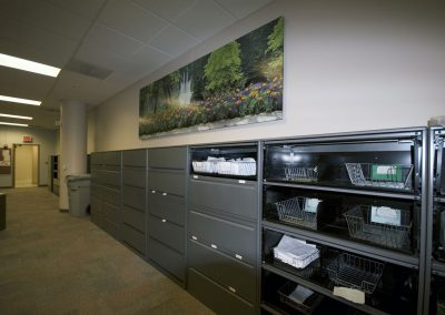 Corporate Install Auto Club Group Processing Room left front #1