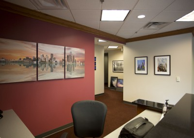 Triptych-Art-in-Reception-area