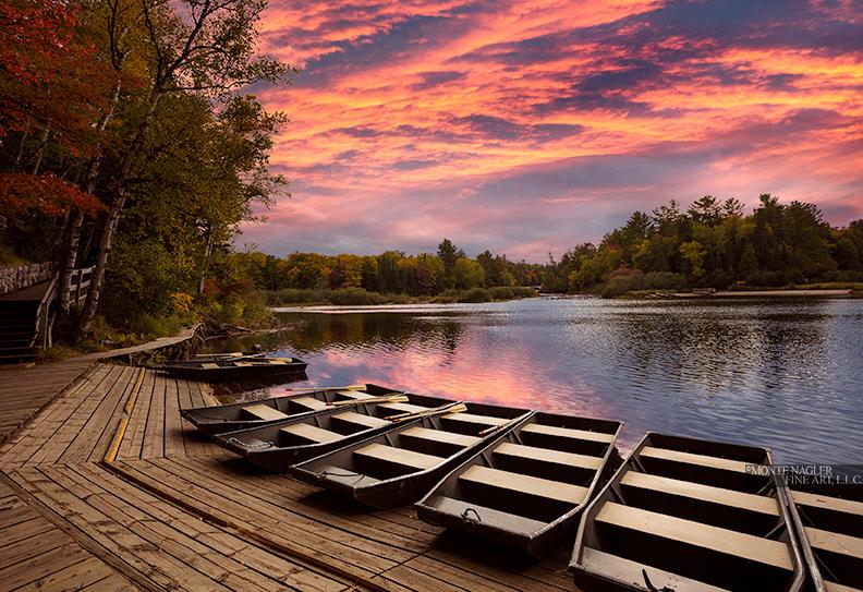 Tahquamenon River Paradise Michigan 15 Color Fine Art