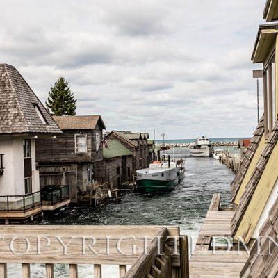 Fishtown #2 Leland Mich '18