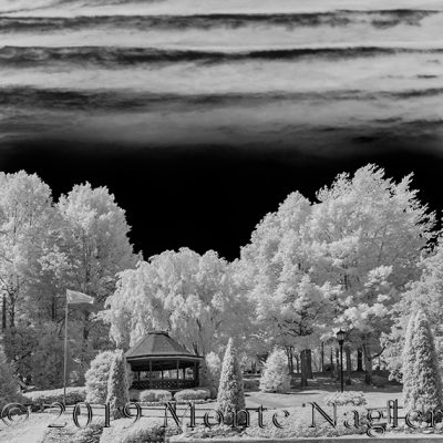 Pavilion in the Trees, Helen, GA, '19